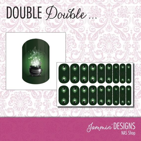 Double, Double... NAS (Nail Art Studio) Design