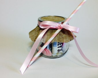 Rustic Wedding Out of Town Guest Emergency Kits, Bridesmaid Emergency Kits, Bachelorette Party Emergency Kits