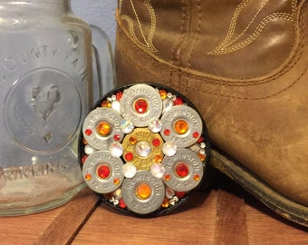 Shotgun Shell Belt Buckle