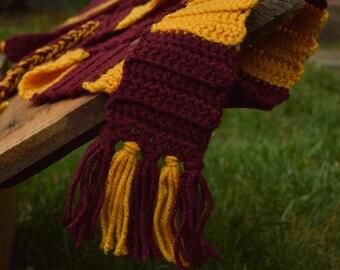 Harry Potter Inspired Scarves