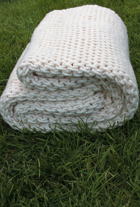 super grosse laine jeter doudou laine fait la commande. Black Bedroom Furniture Sets. Home Design Ideas