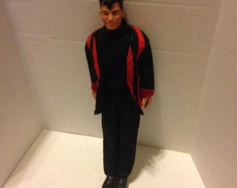 New Kids on the Block - Hangin Loose - Jordan Doll