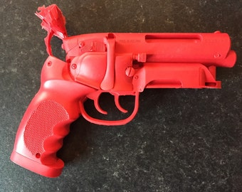 Blade Runner PKD Blaster Movie Pistol Replica Prop Gun Model Resin Kit