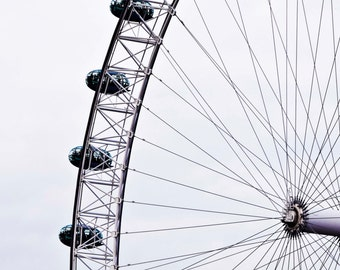 Digital Download of Photograph of the London Eye