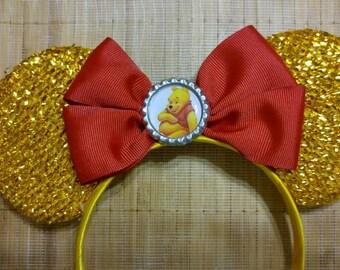 Disney Winnie the Pooh Minnie Ears.