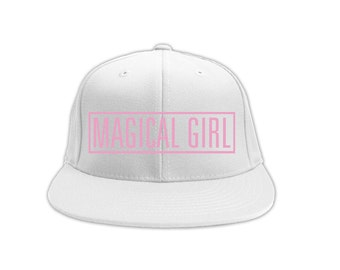 MAGICAL GIRL snapback