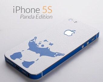 UKarbon | iPhone 5S Panda Skin (3M Material)