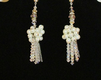 Sheer Elegance Earrings