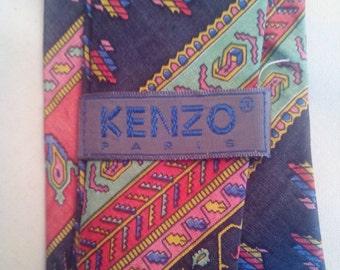 Kenzo Tie