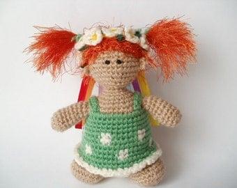 kobold crochetst patrick tag h keln gnome puppen von knittedjoy1. Black Bedroom Furniture Sets. Home Design Ideas