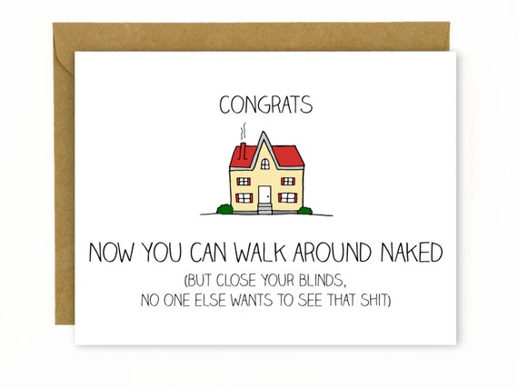 Funny New Home Housewarming By Hellafreshdesigns On Etsy