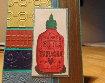 Hotter than Sriracha sauce