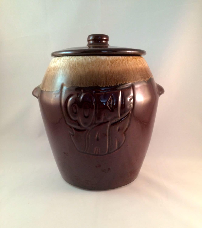 Sale Mccoy Ceramic Cookie Jar