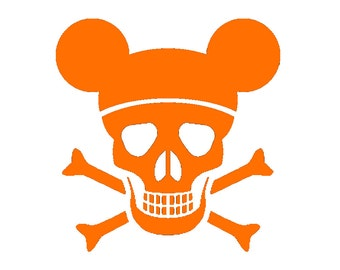 Mickey Pirates, Custom Disney Halloween Shirts