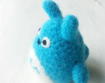 Mini Totoro plush