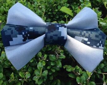 Dual Fabric Military Bow