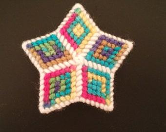 Playful Star Clip