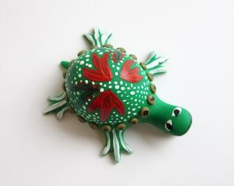 Turtle - handmade