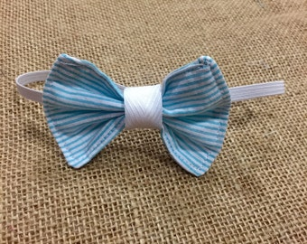 Baby Fabric Bow Tie