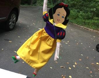 Snow White Marionette Puppet