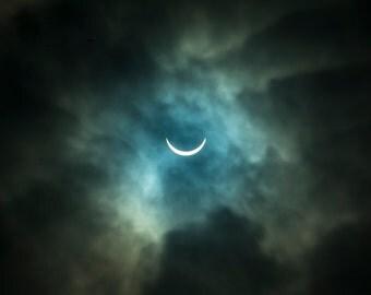 Solar Eclipse 2015 Print