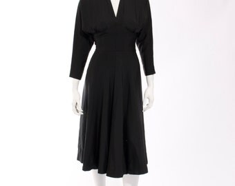 1950s Traina-Norell Dinner Dress