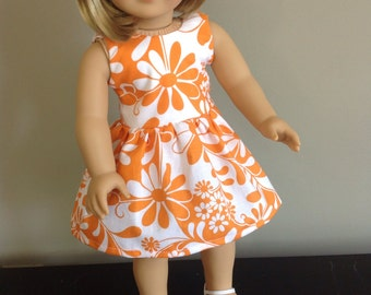 American girl doll clothes AG doll dress