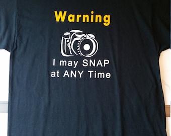 Warning, I may Snap at any Time