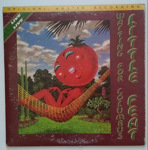 Little Feat Waiting For Columbus Original 1978 Master