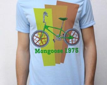 Mongoose 1975 T shirt Design