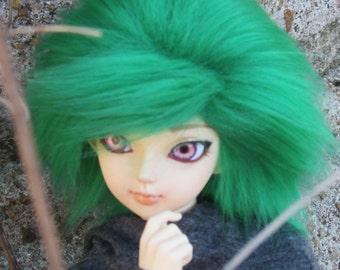 7-8 Green MNF/MSD Wig