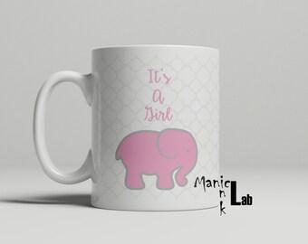 Its A Girl Mug