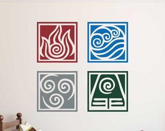 Four Elements Avatar
