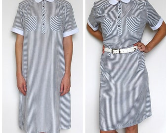 Dress striped boarder