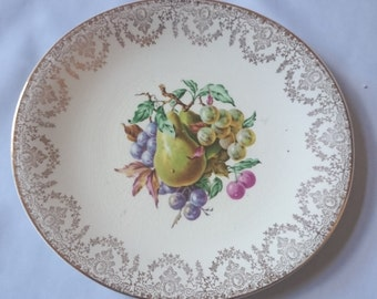 Beautiful vintage serving platter