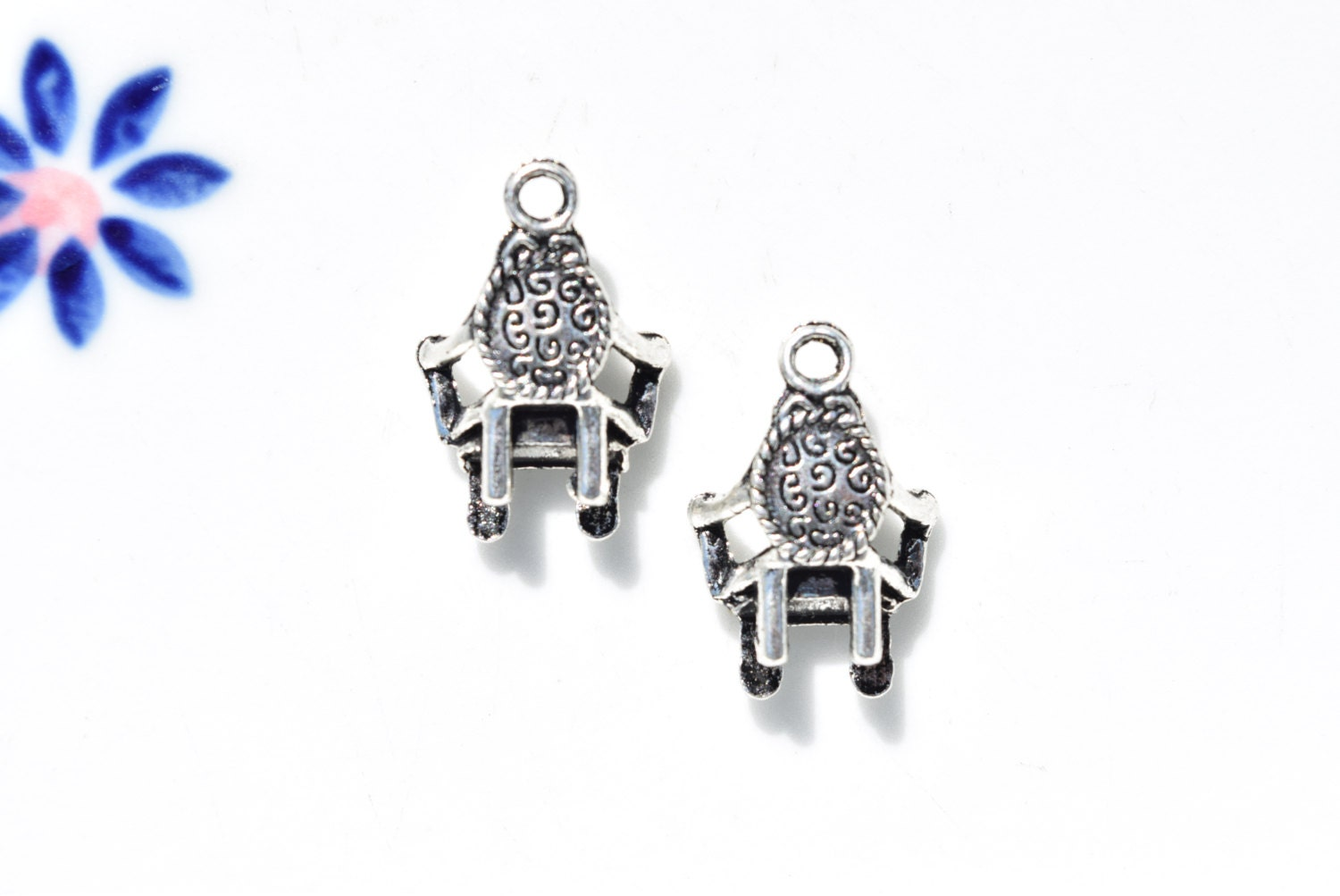 5 Chair Charms Arm Chair Charms Furniture Charms