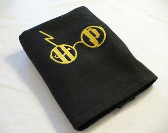 Harry Potter Glasses Kitchen Towel