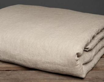 Eco Linen Bed Duvet Cover, Linen Bedding, Linen Duvet, Natural Linen Bed Duvet Cover, Organic Grey Linen Duvet Cover