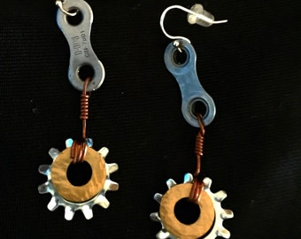 Tempo Burst Earrings
