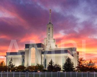 Mount Timpanogos LDS Temple