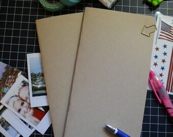 Lister's Notebook Insert