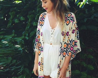 Gorgeous Tribal Cover Up