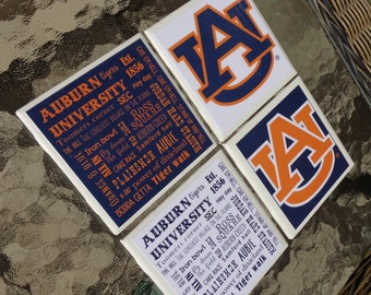 Auburn University Coasters