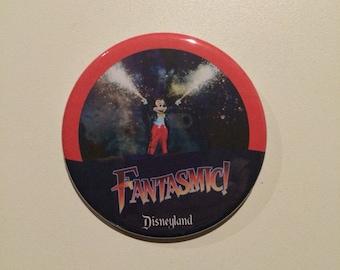 Fantasmic Celebration Button