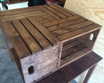 Custom crate tables (small)