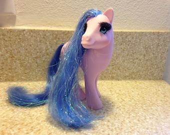 1991 My Little Pony -  Princess (Royal Pink) - Vintage Toy Dolls - G1 - Princess Pony