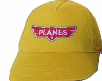 Cap embroidery, Caps,Baseball cap,embroidery,machine embroidered,Planes logo on kids baseball cap for boys