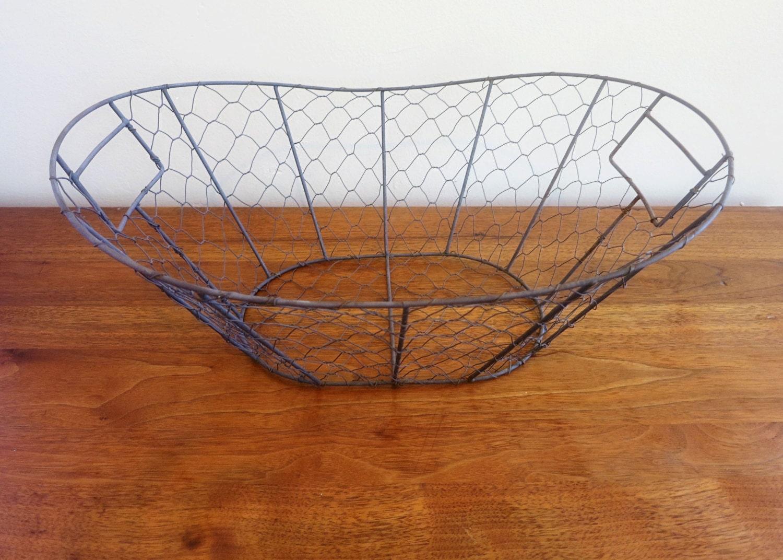 Chicken Wire Baskets Bing Images
