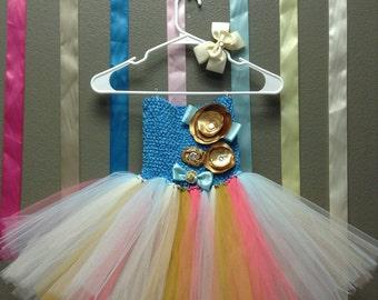 Flower Tutu Dress
