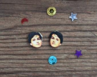 Ezra Koenig Vampire Weekend Earrings